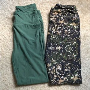 LulaRoe Legging Bundle- OS